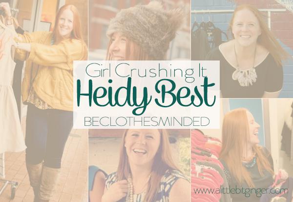 Heidy Best BECLOTHESMINDED