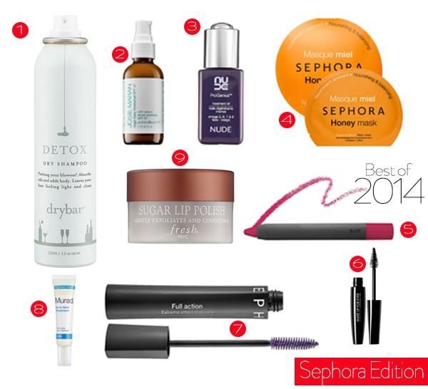 Sephora purchases