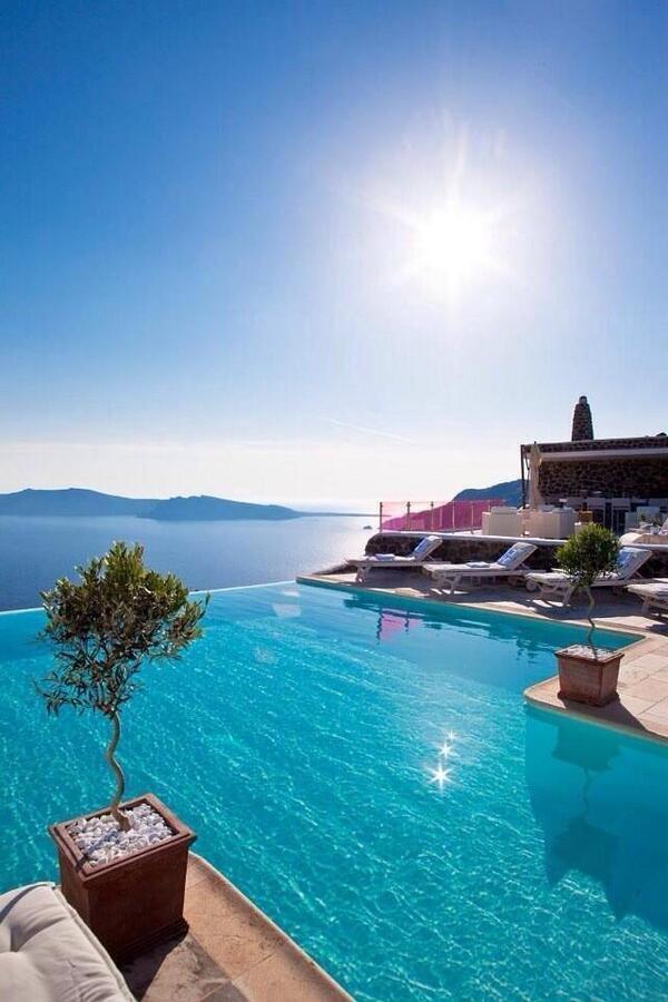 Csky Hotel Oia Greece